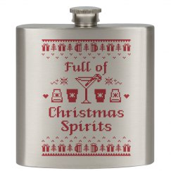 Christmas Spirits To Go