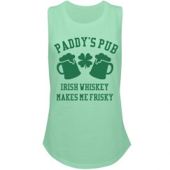 Paddy's Pub St Pattys Day Drunk