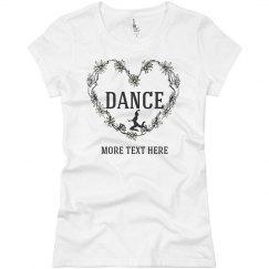 Design Dance Fan Apparel
