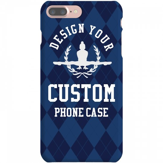 best service b4cd2 cc3b4 Custom Gymnastics Phone Cases