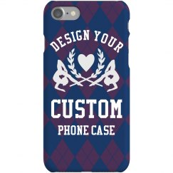 Custom Gymnastics Phone Case