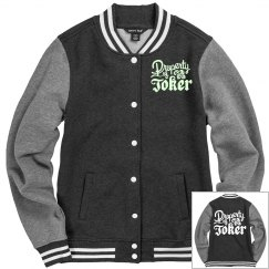 Puddin Style Jacket-Red