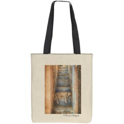 Nap time (tote bag)