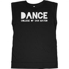 dance muscle tee