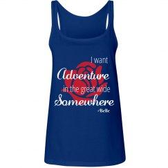I want adventure