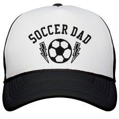 Proud Soccer Dad Hat