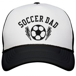 Proud Soccer Dad Hat
