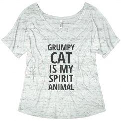 Grumpy Cat Spirit Animal