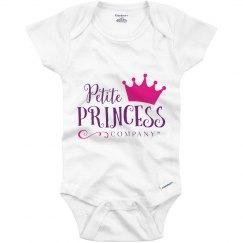 Baby Onesie PINK