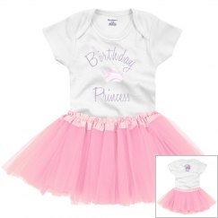Infant Birthday Outfit