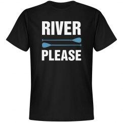 Think Canoeing Shirt