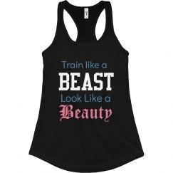 Beast & Beauty tank