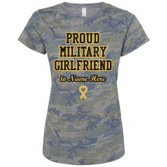 Proud Camo Girlfriend