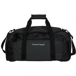 Twisted Angels Duffel Bag