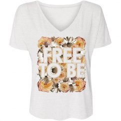 Free To Be Floral