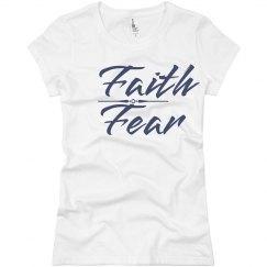 Faith/Fear Tee