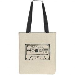 Cassette Tape | Tote