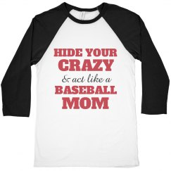 Like A Baseball Mom