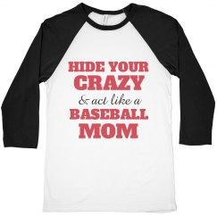 Like A Baseball Mom