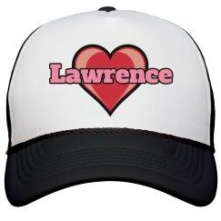 I love Lawrence