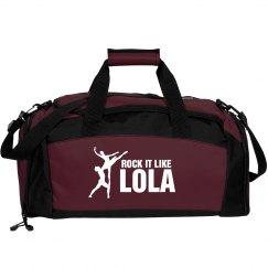 Rock it like Lola!
