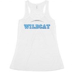 UK Wildcats Crop Top