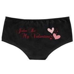 John Be My Valentine