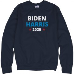 Biden Harris 2020 Election Sweatshirt