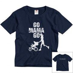RLAM Go Mama Go Boys' T