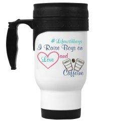 Love & caffeine