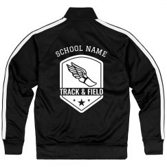 Custom Track & Field Team Jackets
