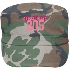 MGF Military Style Hat