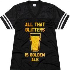 Gold Glitter Golden Ale