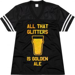 Gold Glitter Golden Ale