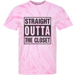 Gay Pride Straight Outta