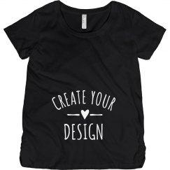 Custom Pregnancy Shirts For Moms