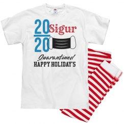 Sigur xmas pajamas #3