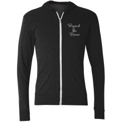 Beyond the Barre-sweat jacket