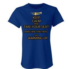 Keep Calm Band Tshirt