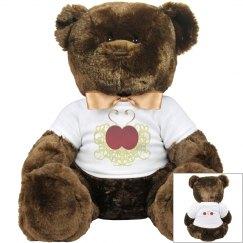 Noodlitude teddy - large