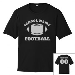 Custom Football Dad/Mom Tee