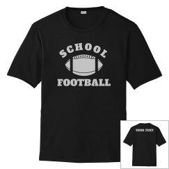 Custom Football Dad/Mom Tee