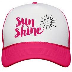 Cap Sun Shine
