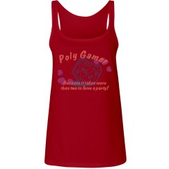 ♡Poly Gamer♡ -Red Tank