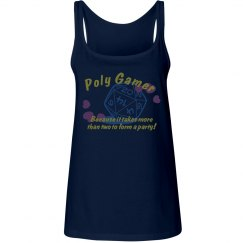 ♡Poly Gamer♡ - Blue Tank