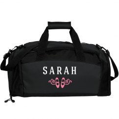 Dance Bag With Custom Name