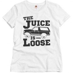 OJ Paroled The Juice Is Loose