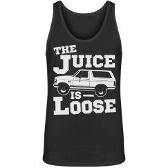 The Juice Is Loose OJ Simpson