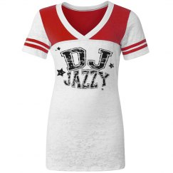 DJ JAZZY Fitted Shirt