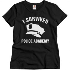 I survived Police Academy